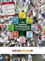 Cover der NATURFREUNDiN 1-15