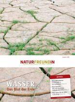Cover der NATURFREUNDiN 1-08