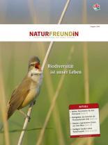 Cover der NATURFREUNDiN 1-10