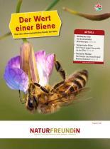 Cover der NATURFREUNDiN 1-11