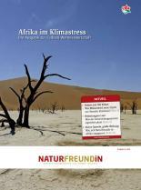 Cover der NATURFREUNDiN 2-10