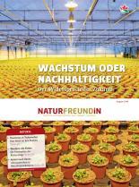 Cover der NATURFREUNDiN 2-11