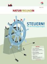 Cover der NATURFREUNDiN 2-12