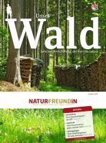 Cover der NATURFREUNDiN 3-10