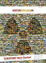 Cover der NATURFREUNDiN 3-12